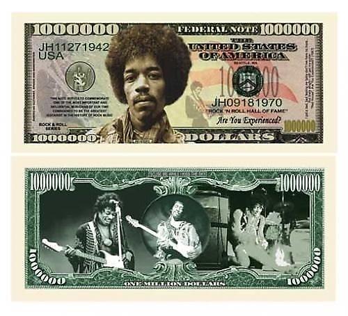 1000000 bill