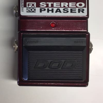 DOD FX 20C Stereo Phaser Usato for sale