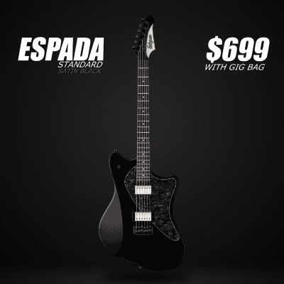 Balaguer Espada Standard (Satin Black) for sale