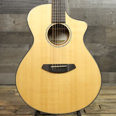 Breedlove Pursuit Concert 12-String CE Sitka Spruce - Mahogany for sale