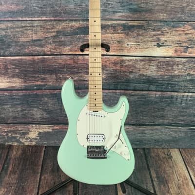 Sterling by Music Man CTSS30HS Shortscale Cutlass Electric Guitar - Mint Green for sale
