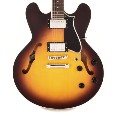 Heritage H-535 Standard Semi-Hollow Original Sunburst (Serial# AI01905)