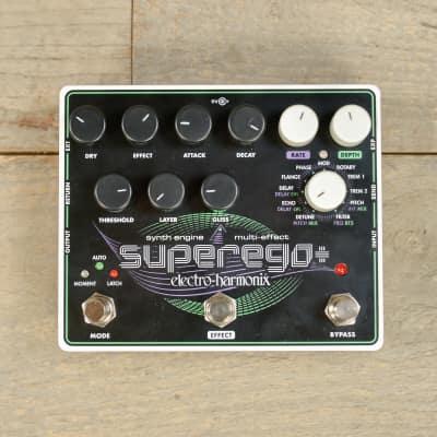 Electro-Harmonix Superego Plus Synth Engine/Multi Effect USED image