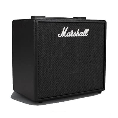 "Marshall Code 25 25W Modeling 1x10"" Digital Combo Guitar Amp w/ Bluetooth + FX"
