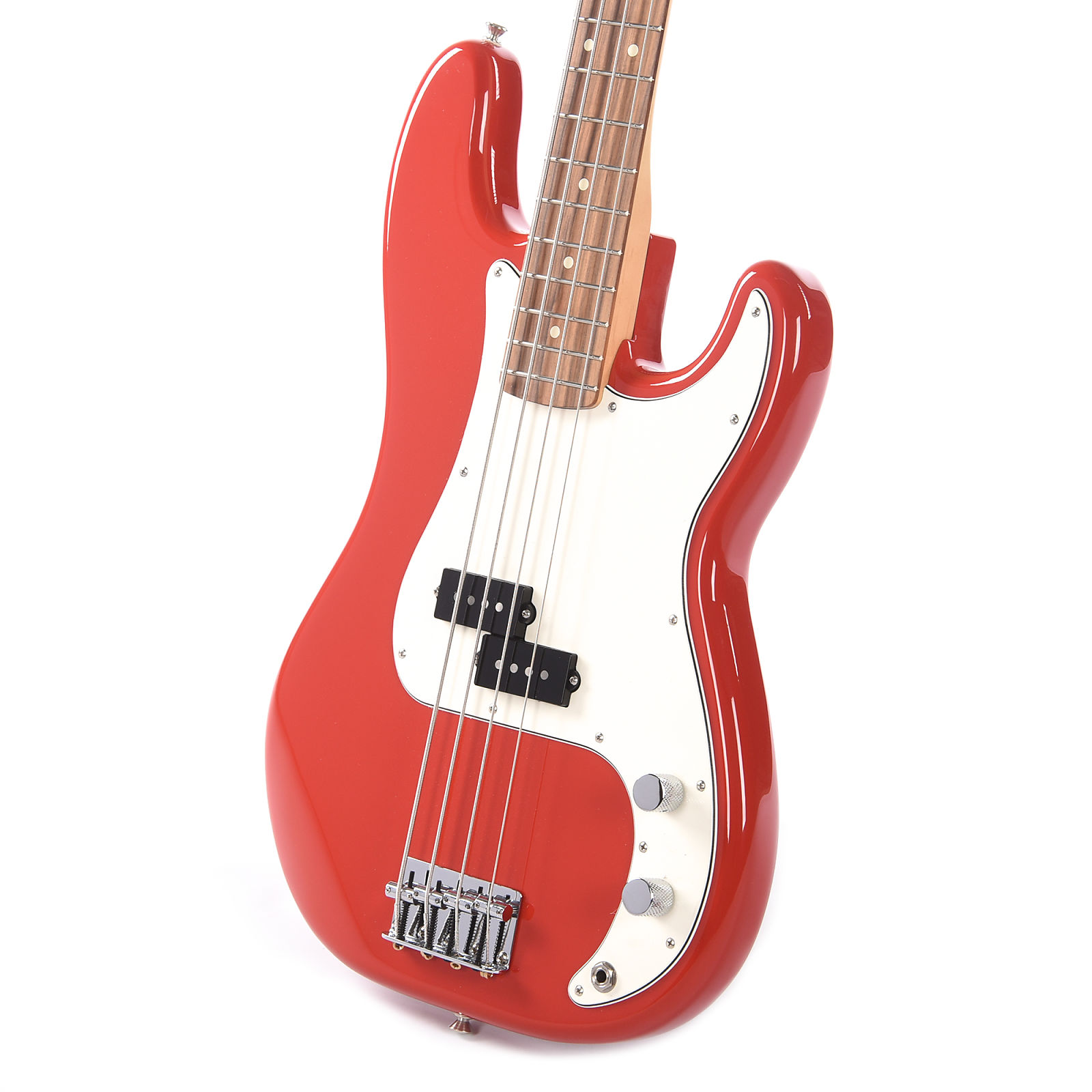 Fender Player Precision Bass Sonic Red Accurate Tone Control