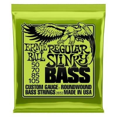 Ernie Ball Regular Slinky Bass .050 - .105