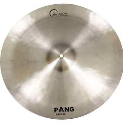 """Dream Cymbals 18"""" Pang Series China Cymbal"""