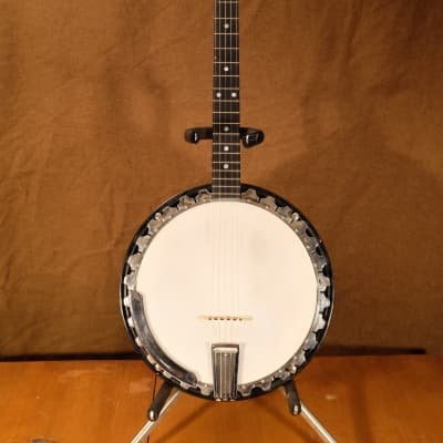 ODE Model 33F Longneck, Grade 2, 5 String Resonator Banjo, 1964 for sale
