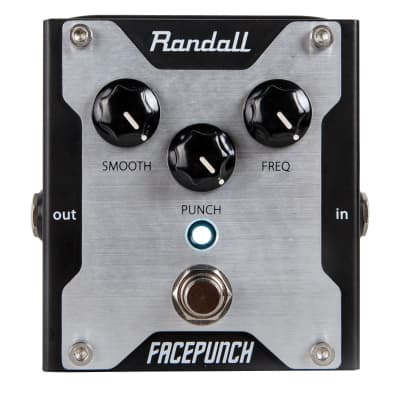 Randall FACEPUNCH Overdrive Pedal FACEPUNCH-U for sale