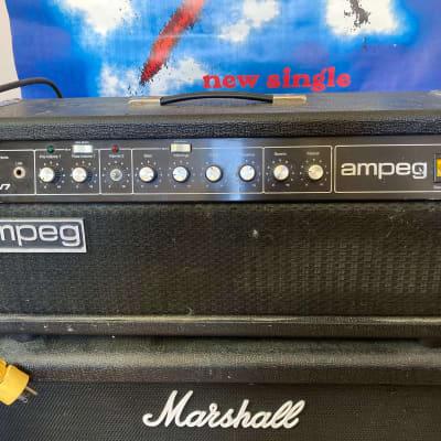 Ampeg V7 Guitar Head