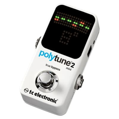 TC Electronic PolyTune Mini 2 Open Box image