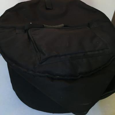 Generic Kick Drum Case Black