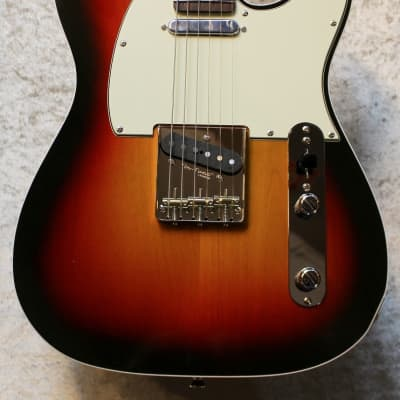 moon Limited TE-C ~3Tone Sunburst~ R Chrome #58201 [Made in Japan][IKE011] for sale