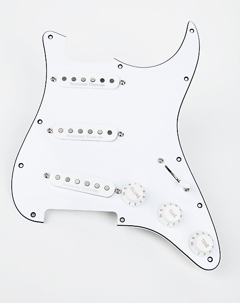 seymour duncan classic fully loaded liberator pickguard