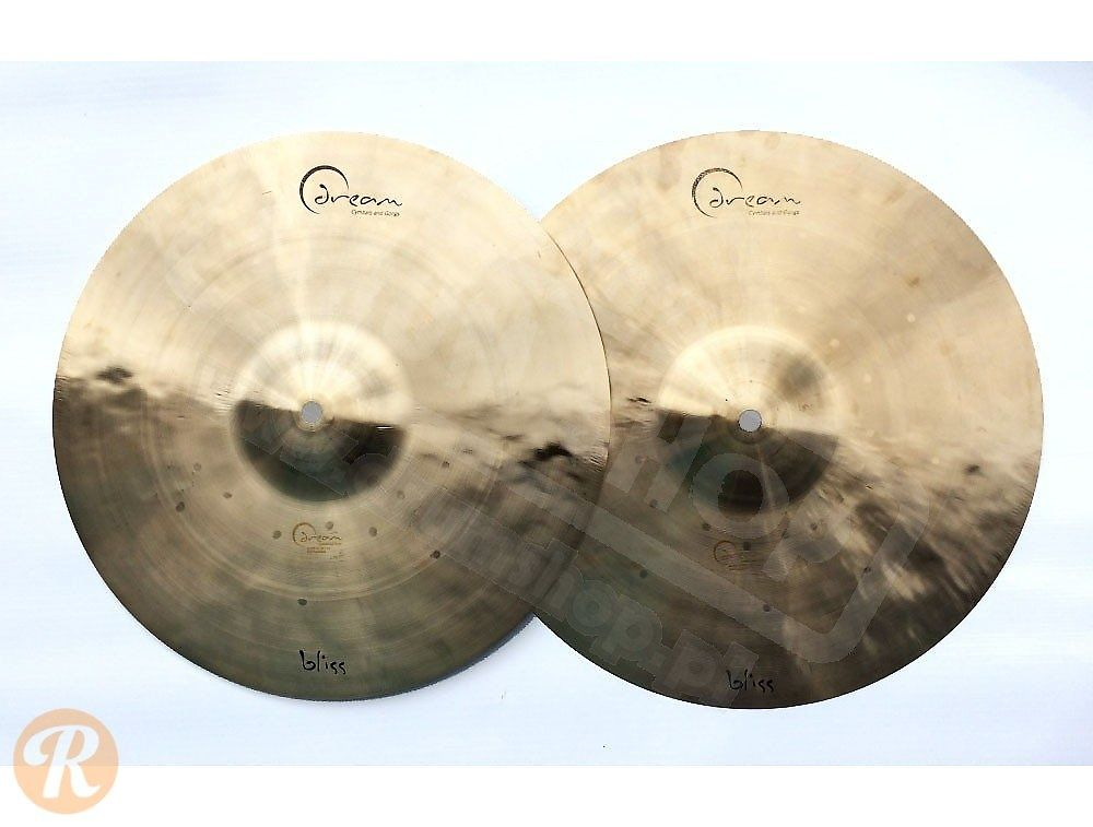 dream cymbals 12 bliss hi hat pair reverb. Black Bedroom Furniture Sets. Home Design Ideas