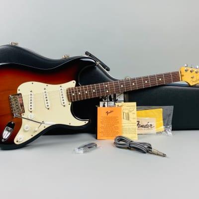 Fender Stratocaster Standard -Nice- 2010 Sunburst for sale