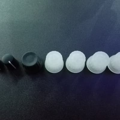 Korg Electribe 2 Custom Knob Upgrade / Glow in the Dark / Set of 7