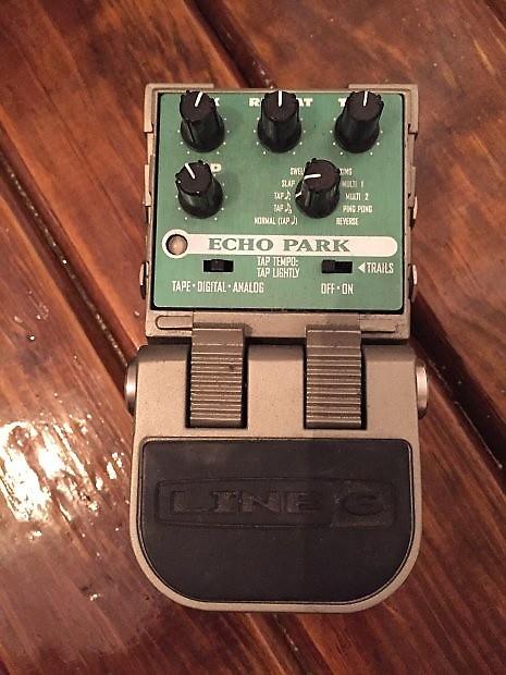 Echo Park Delay : line 6 tonecore echo park delay pedal reverb ~ Vivirlamusica.com Haus und Dekorationen