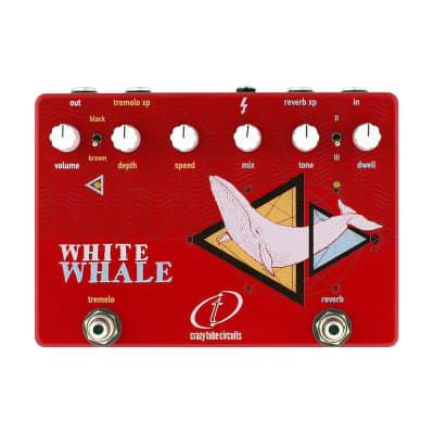 Crazy Tube Circuits White Whale Spring Reverb