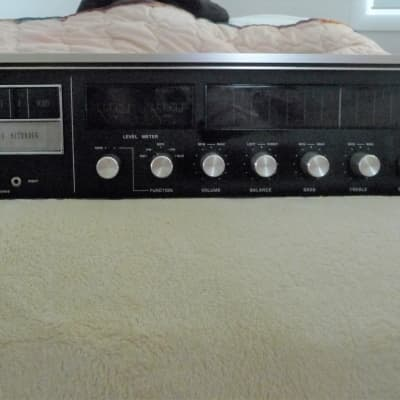 Vintage Sanyo Am/Fm Radio Cassette Recorder Model M9977 | Reverb
