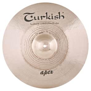 "Turkish Cymbals 18"" Rock Series Apex Crash Cymbal AP-C18"