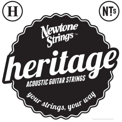 Newtone Heritage 13-55 Acoustic Strings