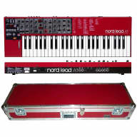 Nord Lead A1 Analog Modeling Synthesizer NEW FULL WARRANTY! FREE ATA FLIGHT CASE!