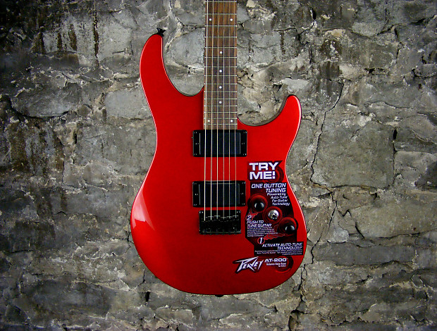 peavey at 200 auto tune self tuning electric guitar candy reverb. Black Bedroom Furniture Sets. Home Design Ideas