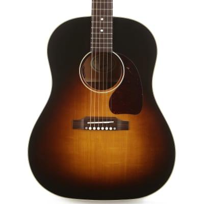 Gibson J-45 Standard Acoustic-Electric Vintage Sunburst
