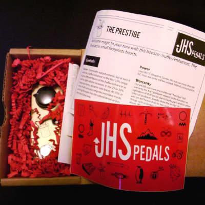 JHS Prestige Buffer / Boost pedal