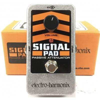 Electro Harmonix Signal Pad Passive Attenuator for sale