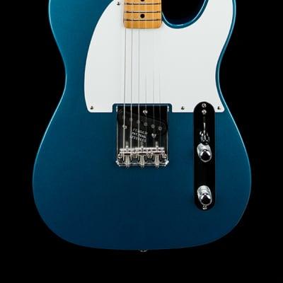 Fender 70th Anniversary Esquire -  Lake Placid Blue #90665