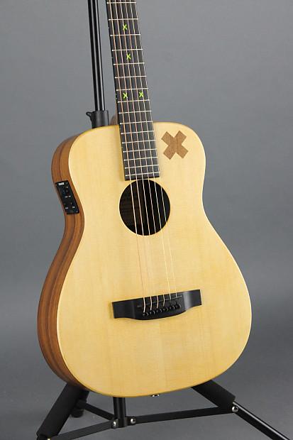 martin ed sheeran x signature edition acoustic guitar natural reverb. Black Bedroom Furniture Sets. Home Design Ideas