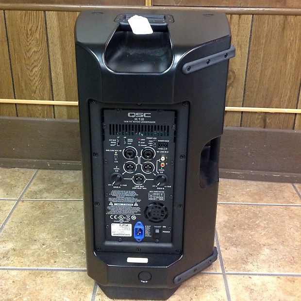 Qsc K12 Prices : qsc k12 1000 watt active 2 way pa speaker reverb ~ Russianpoet.info Haus und Dekorationen