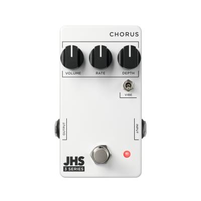 JHS 3 Series Chorus Guitar Effects Pedal