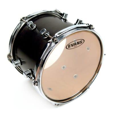 """Evans TT13G12 G12 Clear Drum Head - 13"""""""