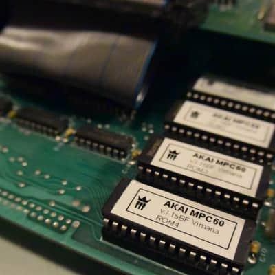 """OS 3.15 """"Vimana"""" Upgrade For Akai MPC 60 i / ii"""