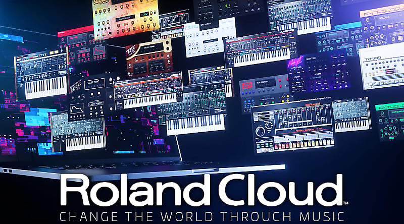 Roland Cloud's™ Change The World Through Music
