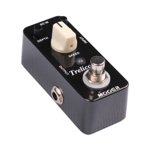 Mooer Trelicopter Optical Tremolo MICRO Pedal True Bypass New