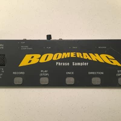Boomerang V1 Phrase Sampler