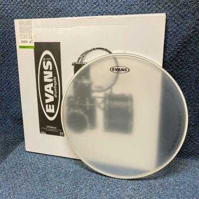 """NOS Evans 18"""" G Plus Coated Tom Drum Head (B-Stock)"""