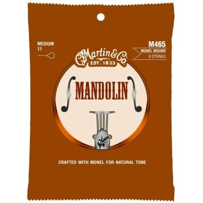 Martin Mandolin Strings - 80/20 Bronze Light