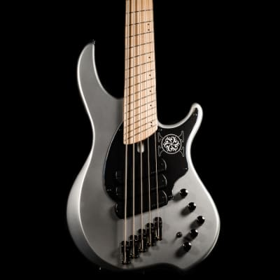 Dingwall Darkglass Dingwall NG3 5 10th Anniversary Bass Guitar - Silver (IN STOCK) for sale