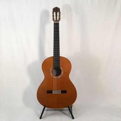 K Yairi CY116 Guitare Classique (2005) 56859 Cèdre, Burl Mahogany, in a Hiscox case. for sale