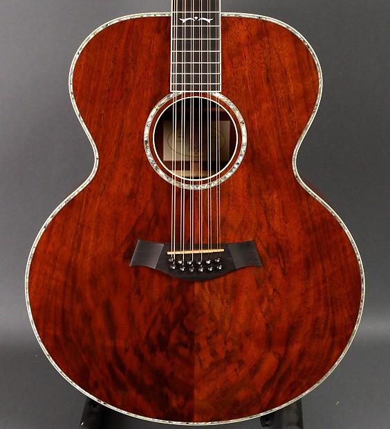 1999 taylor w65 jumbo walnut 12 string acoustic guitar reverb. Black Bedroom Furniture Sets. Home Design Ideas