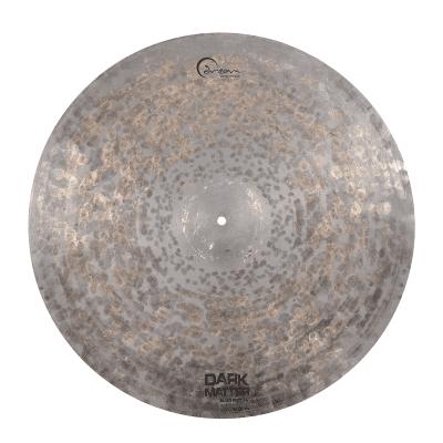 "Dream Cymbals 24"" Dark Matter Series Bliss Ride Cymbal"
