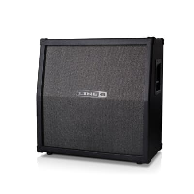 "Line 6 Spider V 412 MkII 320-Watt 4x12"" Guitar Amp Speaker Cabinet"