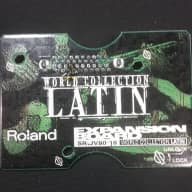 Roland  SR-JV80-18 Latin Collection