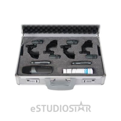 Sennheiser DrumKit 600 Drum Microphone Package