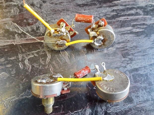 Swell Vintage 1976 Gibson Firebird Wiring Harness Reverb Wiring Cloud Intapioscosaoduqqnet